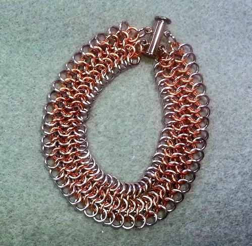 European 4-in-1 Weave Bracelet