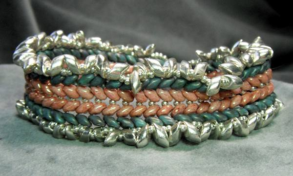 Double Herringbone Bracelet