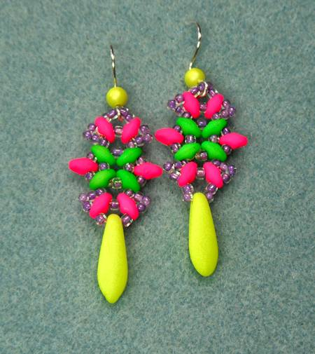 Starflower Earrings